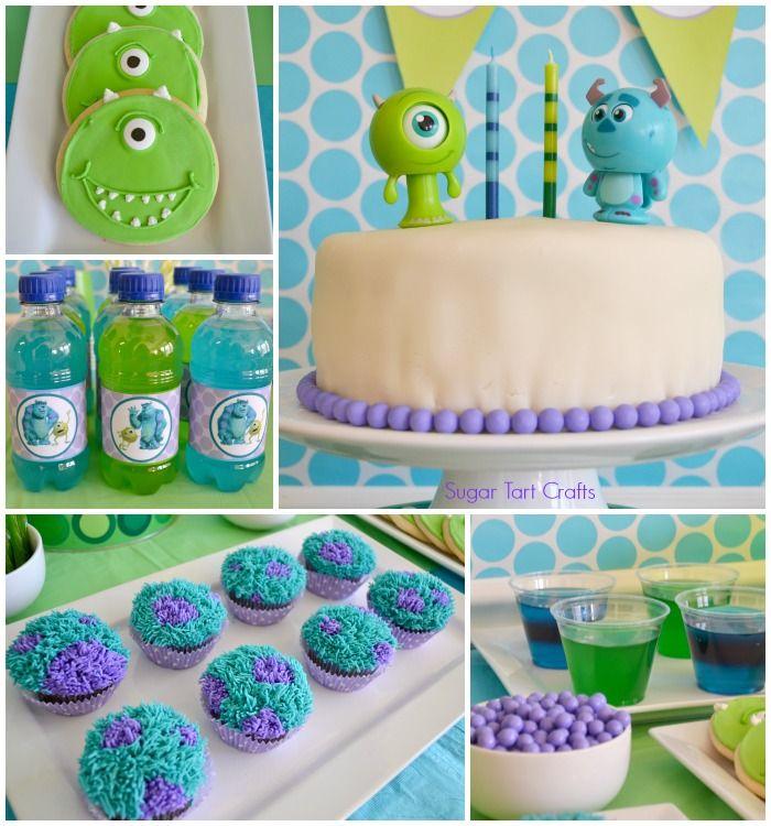 Best 25+ Monster inc party ideas on Pinterest | Monsters inc ...