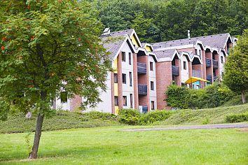 Ferienpark Hambachtal Duitsland met zwemparadijs