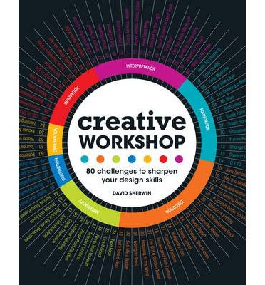 25 best graphic design books libros diseo grfico images on fishpond new zealand creative workshop 80 challenges to sharpen your design skills by david sherwin buy books online creative workshop 80 challenges to fandeluxe Image collections