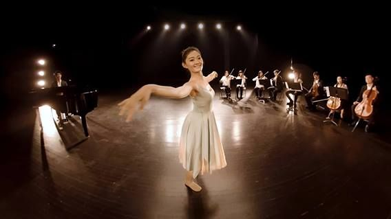 """Feel the #rhythm with Jiang Xinrou, a deaf dancer that gracefully displays the perseverance of human spirit in 王力宏 Wang Leehom's """"Silent Dancer"""". Captured on #GoProFusion. 🎼 #action #urban #win #sport #video #aerialphotography    #sports #camera #photography #photo #amazon #film   #gopro #dronephotography #drone #dronestagram #dji #drones"""