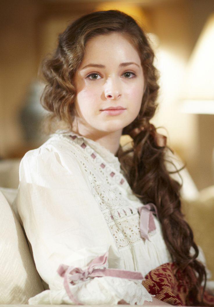 Dorothy 'Dot' Williams (Ashleigh Cummings, Miss Fisher's Murder Mysteries.) she looks like Izzy Pettibone from Road to Avonlea...