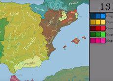 Ms de 25 ideas increbles sobre Mapa peninsula iberica en