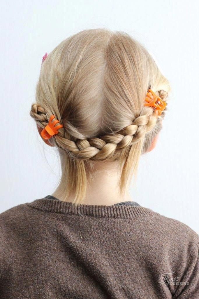 Stylish easy hairstyles for school #easyhairstylesforschool