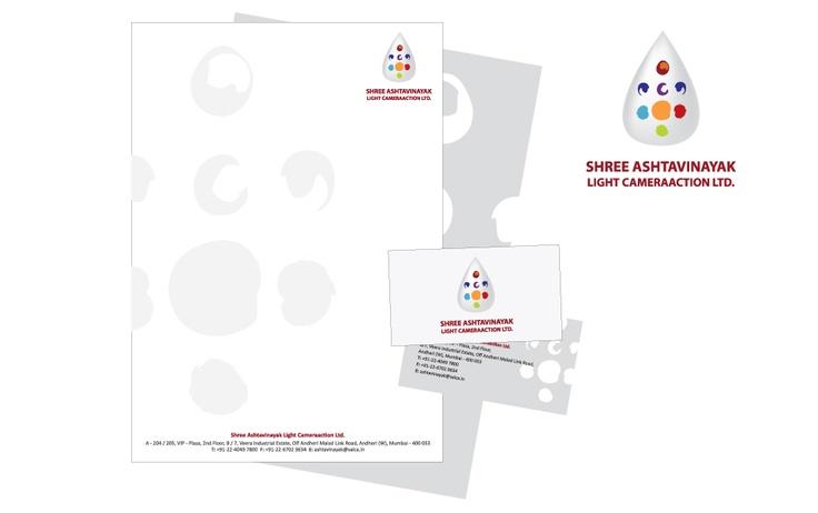 Branding work for Shree Ashtavinyak