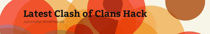 Stop by our website for the latest clash of clans cheats.