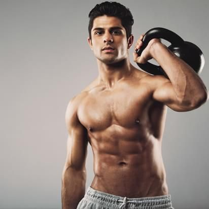 The 20-Minute Kettlebell Shred