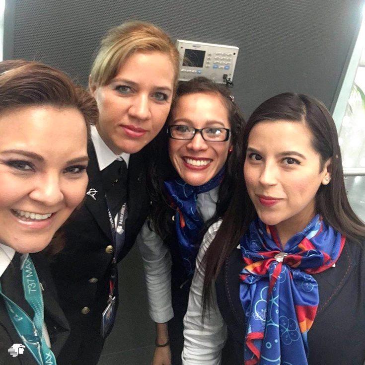 #MujeresVuelanAlto