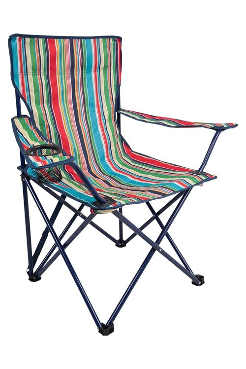 Brilliant Value Striped Folding Camping Chair Love This