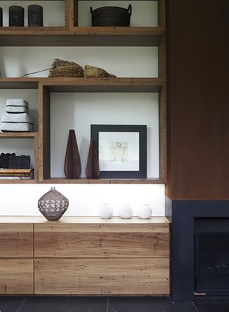 Timber cabinetry | Hare + Klein