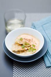 Ravioles de langoustines - une recette Pâtes - Cuisine