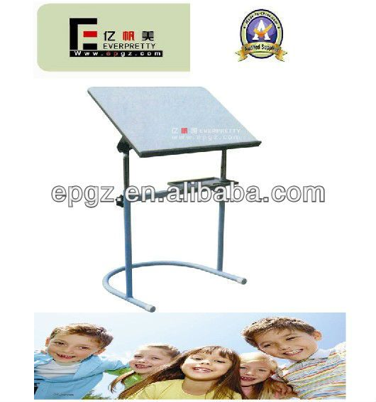 Promotion Drafting Desk For Sale/kids Drawing Table/art Desk For School  Furniture   Buy Drafting Desk For Sale,Children Table For Painting,Art Desk  Product ...