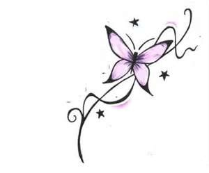 Butterfly Tattoo be cool if it was on the side of my torso