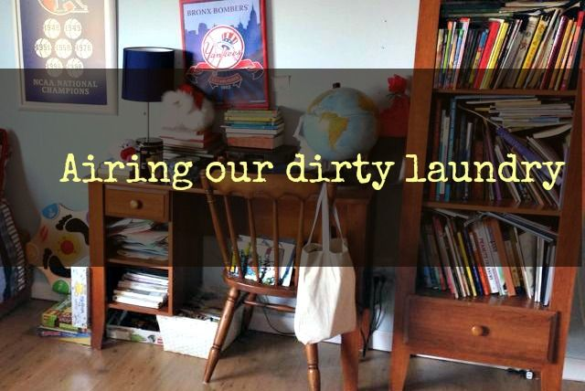 The dirty reason my house is cleaner than yours | BabyCenter Blog