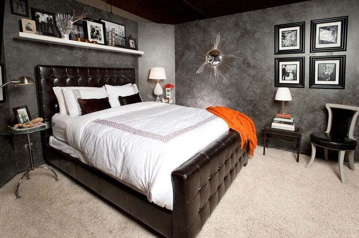 21 best masculine bedrooms images on pinterest for K michelle bedroom furniture