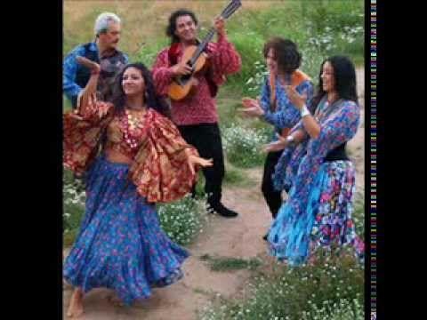 Gipsy music from Greece, Turkey, Albania, Romania, Hungary.