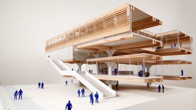 Rensselaer Architecture School