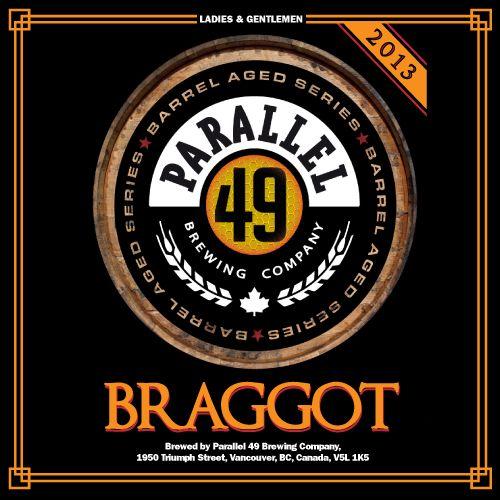 Braggot Parallel 49 Brewing #BCCRAFTBEER