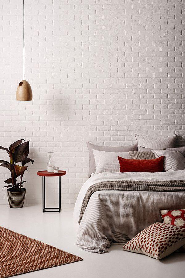 Manhattan Cushion | Various Colours | The Block Shop