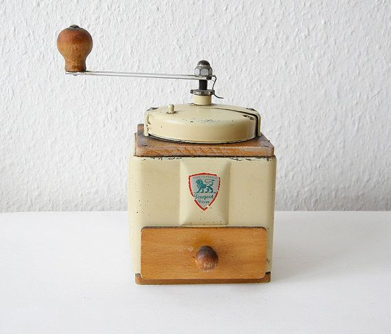 peugeot coffee grinder moulin a cafe''' by thehopetree on Etsy,