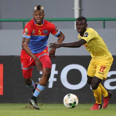 Junior Kabananga est le meilleur buteur actuel de la CAN au terme de la fin des matches de poule A. L'attaquant des Léopards par ailleurs homme du match RD Congo (3-1) Togo a marqué