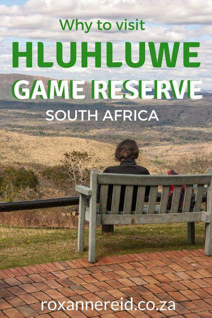Why to visit Hluhluwe Game Reserve in KwaZulu-Natal, South Africa's oldest game reserve #travel #wildlife #safari #BigFive