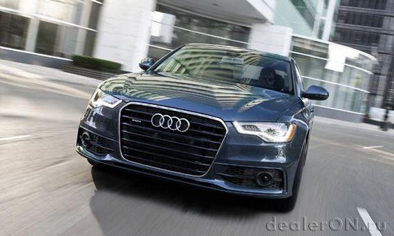 Ауди А6 / Audi A6