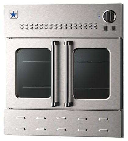 Blue Star wall oven..in the next kitchen - did I tell you that they come in 190 colors.....swoon