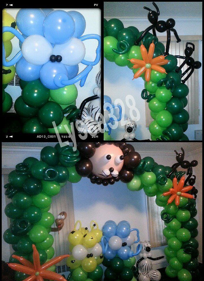 Best images about vbs on pinterest balloon tree