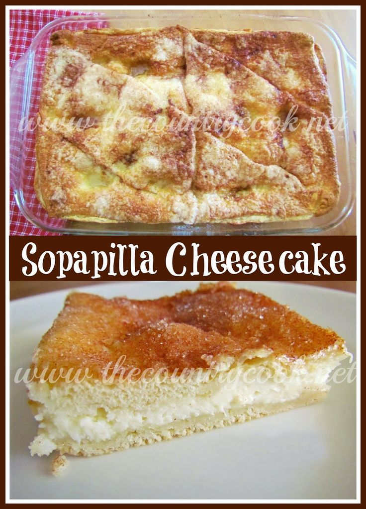 The Country Cook: Sopapilla Cheesecake {so simple, so good, and it will get eaten fast!}