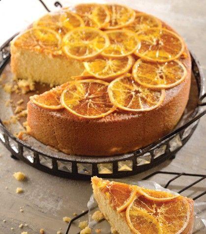¡Sorprende a toda tu familia con este maravilloso pastel de naranja!