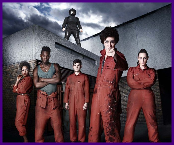 Misfits all my fav cast are gone not written out of the story line. Soon i will forget to stay tuned in
