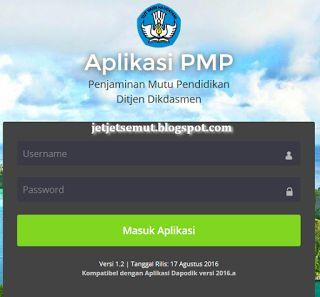 Aplikasi dan Formulir Kuesioner SIM PMP