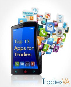 The top 13 apps for contractors and Tradies - Tradiesva
