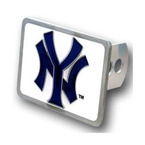 New York Yankees MLB Rectangle Hitch Cover Free Shipping
