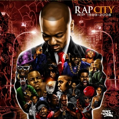 Rap city---the love of my childhood where did u go??