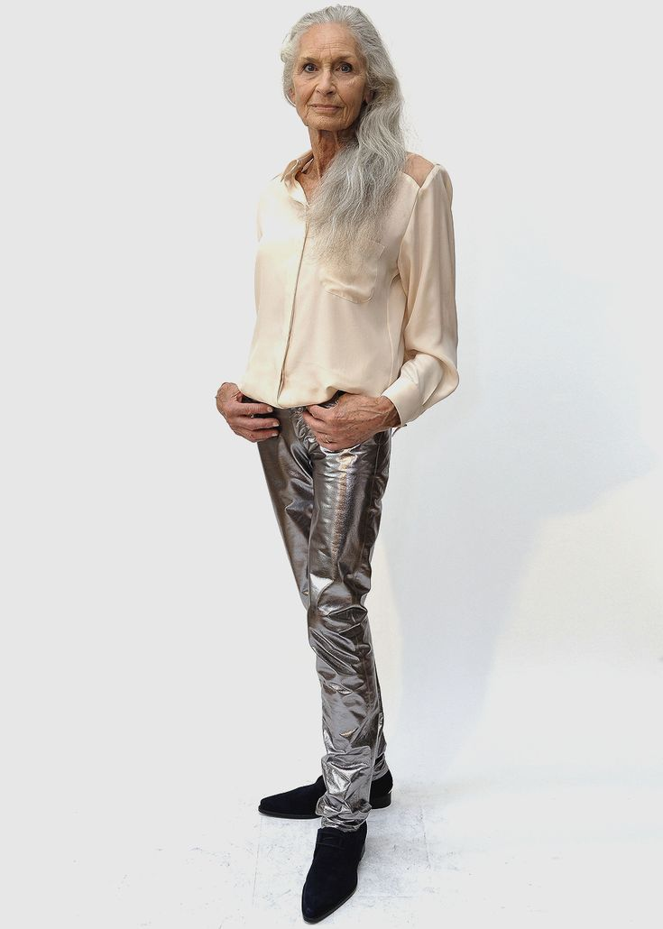 Daphne Selfe - an example of great style at any age!