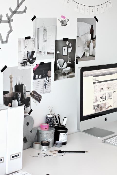 My Washi Tape: My washi tape | home office