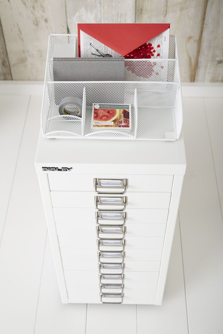 25 best Bisley - MultiDrawer™ images on Pinterest | Cabinet drawers ...