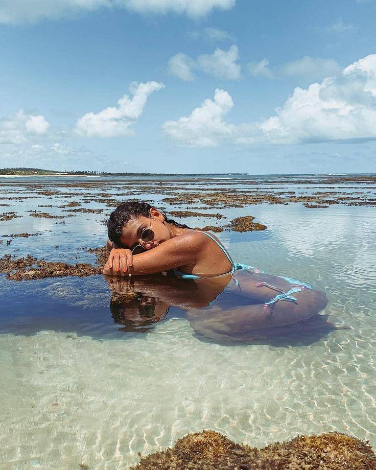 Visite o mundo Férias de verão Tan Bikini Body Summer Travels Beach Day Holiday   – Bikinis Trends