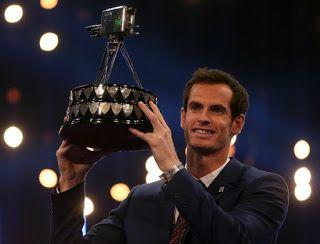 Blog Esportivo do Suíço: Murray ganha prêmio de esportista do ano pela segunda vez na Grã-Bretanha