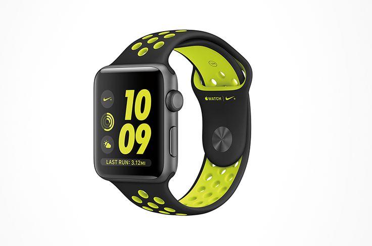 アップルとナイキによるスマートウォッチ「Apple Watch Nike+」が登場。この1本があれば、ランニングがより便利に、より楽しくなる。