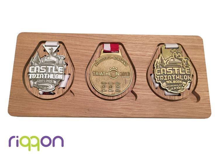 3 x riqqon medal display. www.facebook.com/riqqon