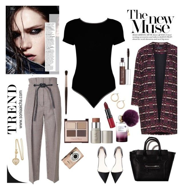 """""""It does not take much!"""" by soniaaicha on Polyvore featuring Anastasia Beverly Hills, Guide London, Charlotte Tilbury, Manon Baptiste, Annick Goutal, 3.1 Phillip Lim, Boohoo, Rimmel, Zara and Nordstrom"""