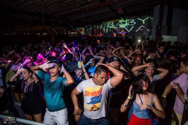 Taís Paranhos: Festa Oh Baby Me Leva traz a banda baiana Araketu