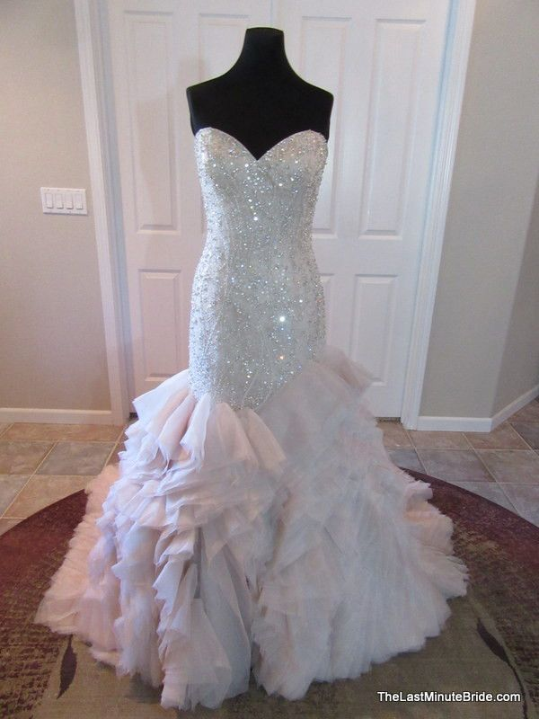 Allure Couture C330 from The Last Minute Bride