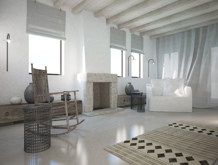 Mykonos # AlexandraKoulouri&IoannaMari  #MostChicInteriors&Ideas  #Interiordesigners #Inspiration #decorvibes #livingroom