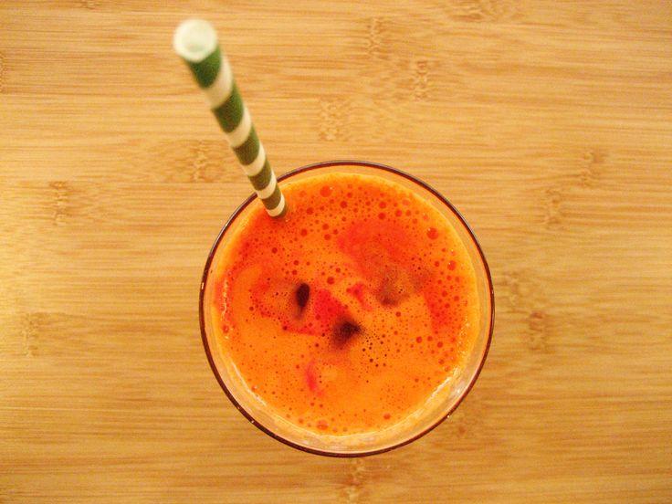 Lush Heaven fresh juice