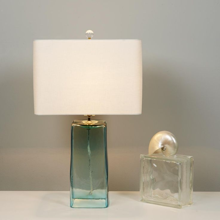 glass table lamp blue table lamp blue tables glass table lamps. Black Bedroom Furniture Sets. Home Design Ideas