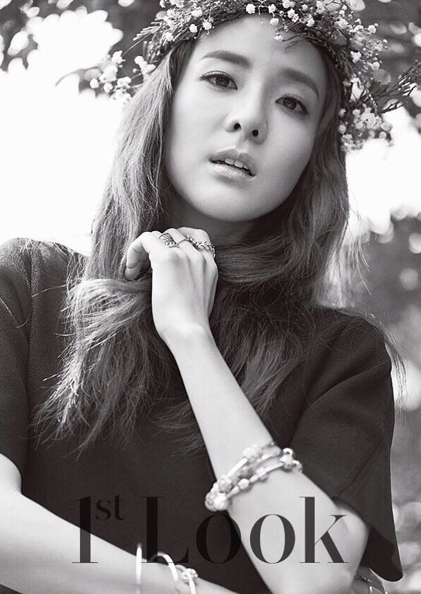 58 best sandara park images on pinterest 2ne1 dara park and parks dara posted a set of photos from we broke ups pictorial for look magazine voltagebd Gallery