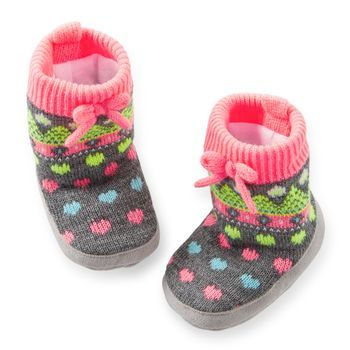 Fair Isle Knit Slipper Socks http://www.carters.com/carters-baby-baby-girl-accessories-shoes-and-slippers/V_28433.html?dwvar_V__28433_color=Color#navID=header&start=5&cgid=carters-baby-baby-girl-accessories-shoes-and-slippers